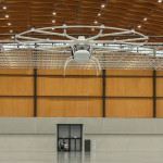 VC220 Volocopter first flight