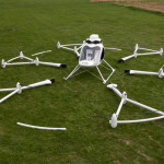 VC220 Volocopter unpacked