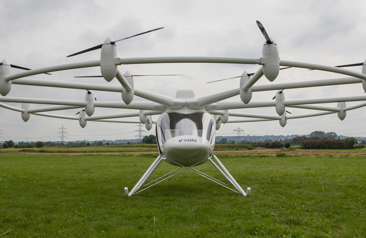 VC220 Volocopter