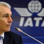 Tony Tyler, director general of the International Air Transport Association (IATA)