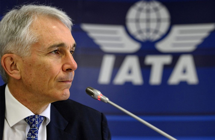 Tony Tyler, director general of the International Air Transport Association (IATA)