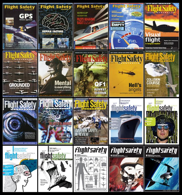 FSA covers 1995 – 2014