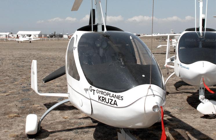 Sharing the sky: Gyroplanes | Flight Safety Australia