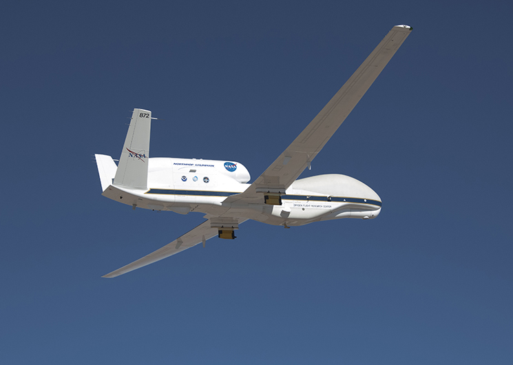 Global Hawk © NASA