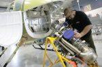Rolls-Royce model 250 turboshaft engine