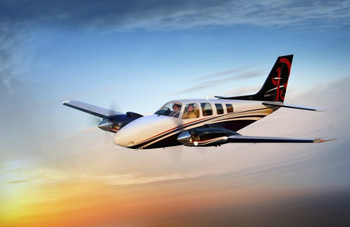 image: © Beechcraft Corporation