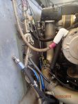 TWH engine fuel & oil hoses not firesleeved