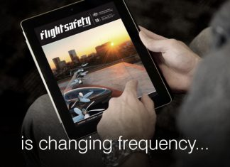 Flight Safety Australia is changing frequency