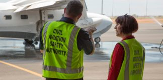 CASA airworthiness inspectors