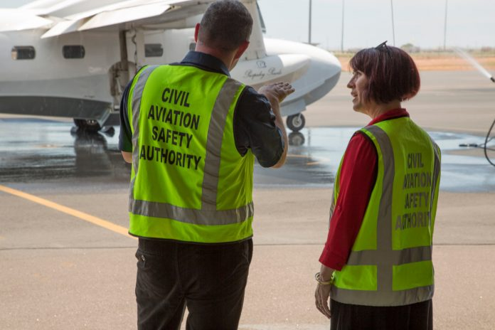 CASA airworthiness inspectors