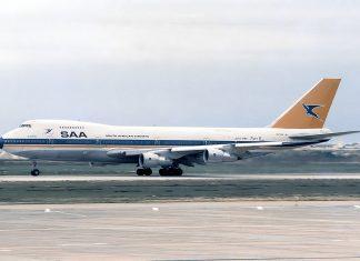 South African Airways flight 295