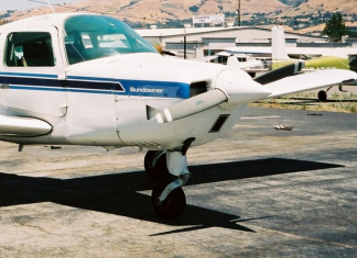 Beech Sundowner aircraft