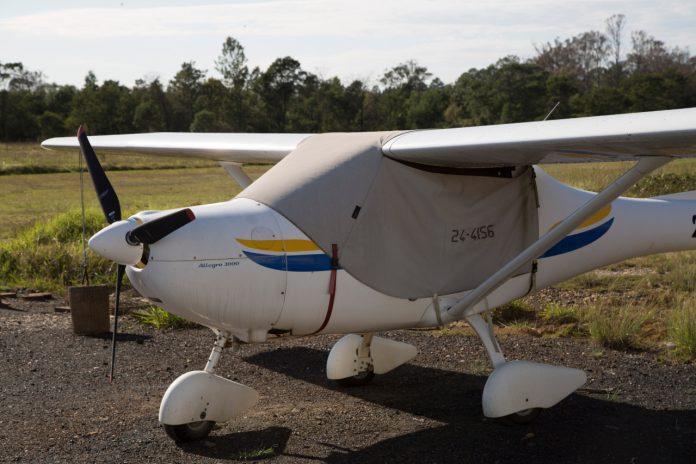 Australian Lightwing GR 912 light sport aircraft