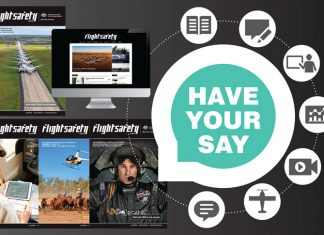Flight Safety Australia survey