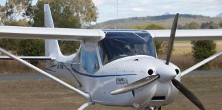 sports aircraft