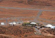 Broken Hill airport. Image: Phil Vabre