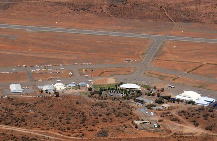Broken Hill airport. Image: Phil Vabre