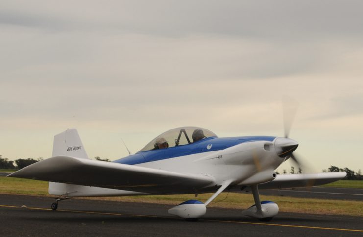 General and sport aviation aircraft