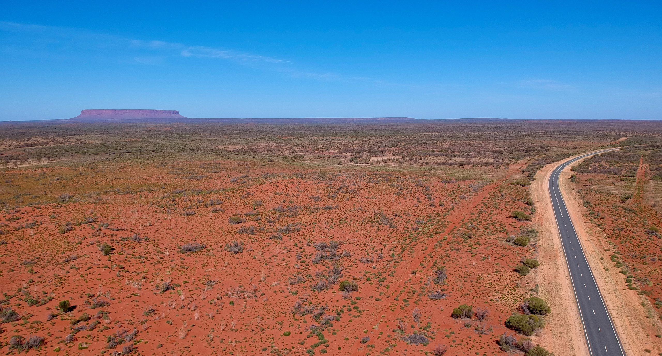 image | Mount Connor, NT
