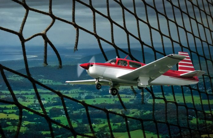 Small aircraft slipping through the net